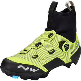 Northwave Celsius XC Arctic GTX MTB Shoes Men reflective/yellow fluo